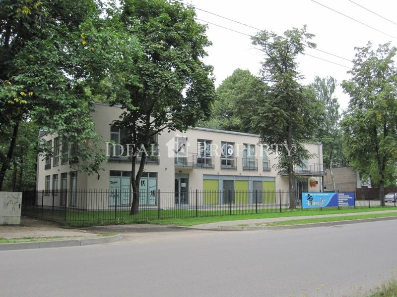 The two-storey building for sale in Agenskalns sale / rent